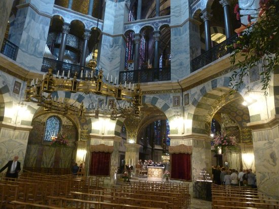 Aachen Cathedral (Dom): CATHEDRAL