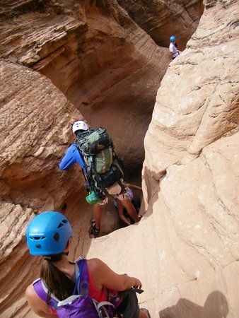 Red River Adventures: Canyoneering