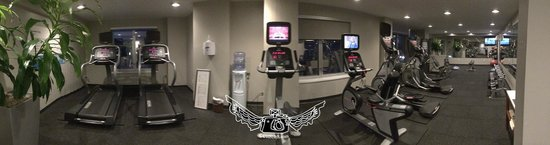 InterContinental Suites Hotel Cleveland : Fitness