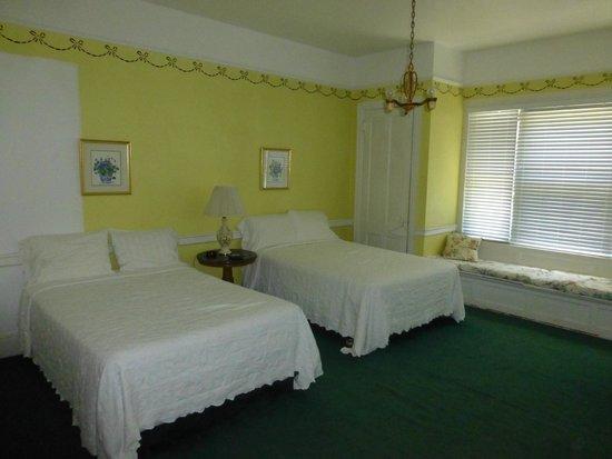 Kane Manor Country Inn : Bedroom