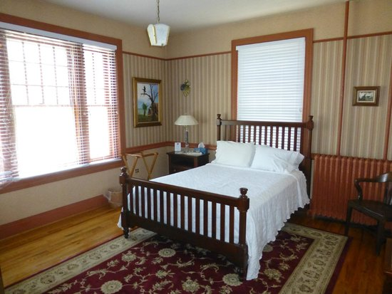 Kane Manor Country Inn: Bedroom