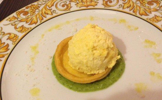 Osteria Al 37 : Parmesan gelato