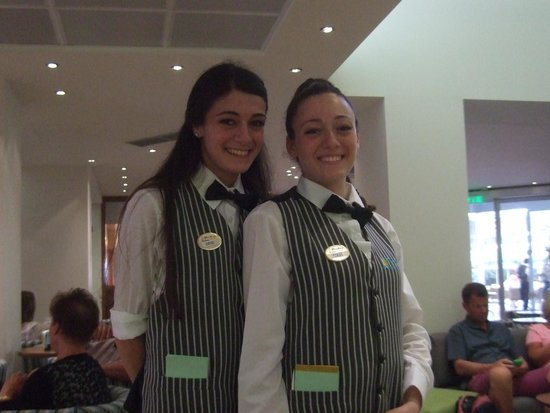 Tasia Maris Beach Hotel: friendly staff