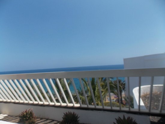 Suite Hotel Fariones Playa: View from our balcony.