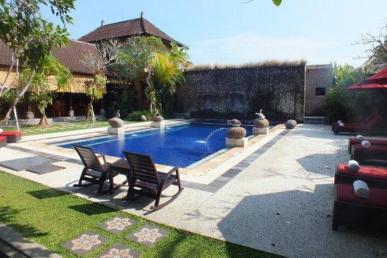 Bebek Tepi Sawah Villas & Spa: One of 2 pools