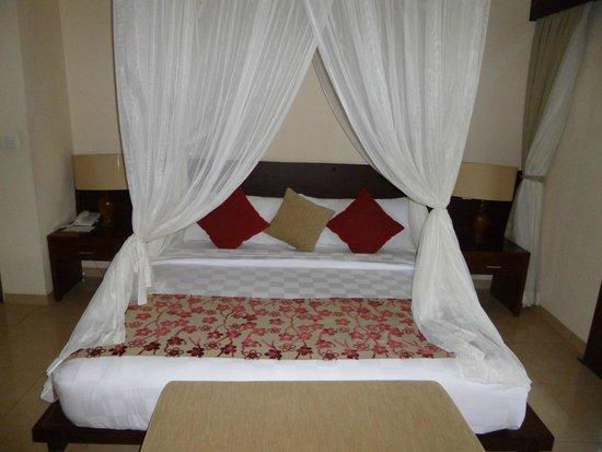 Bebek Tepi Sawah Villas & Spa: Bedroom