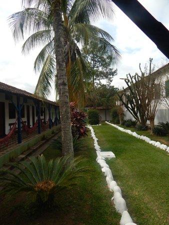 Hotel Fazenda Villa-Forte: Ala dos apartamentos