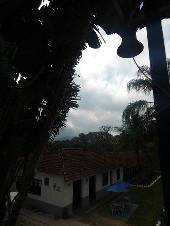 Hotel Fazenda Villa-Forte: Vista do restaurante