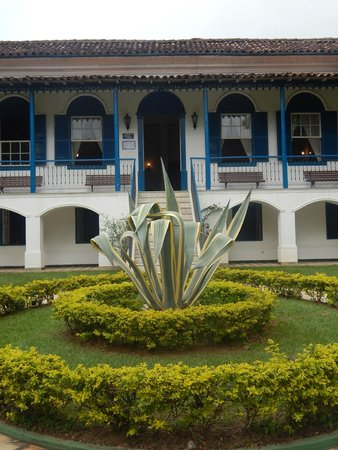 Hotel Fazenda Villa-Forte : Recepção