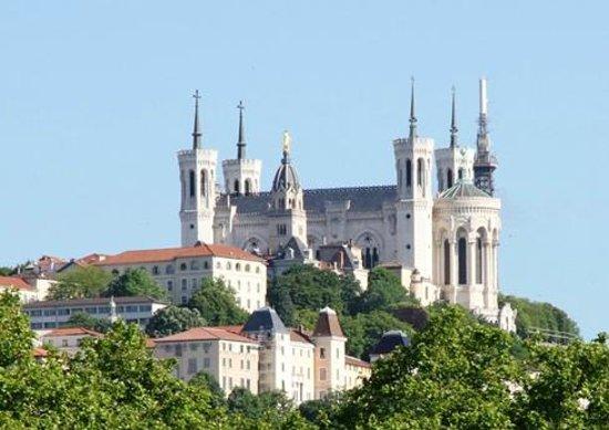 Vieux Lyon : Basilique Notre Dame, Fourviere