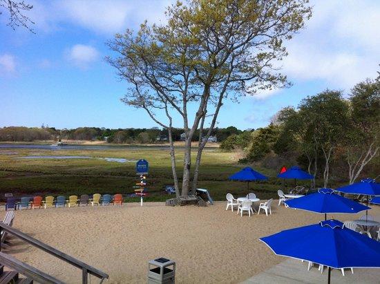 Bayside Resort Hotel: Beach