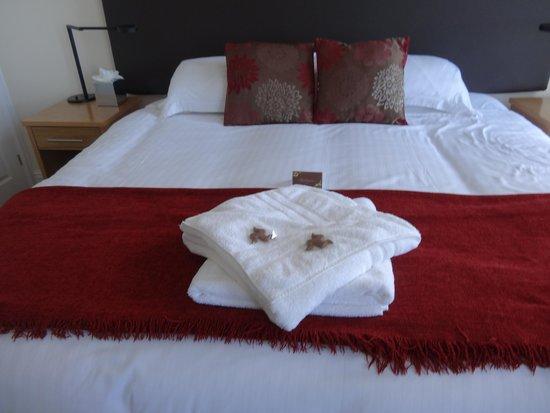 Ellan Vannin Hotel: Room was lovely