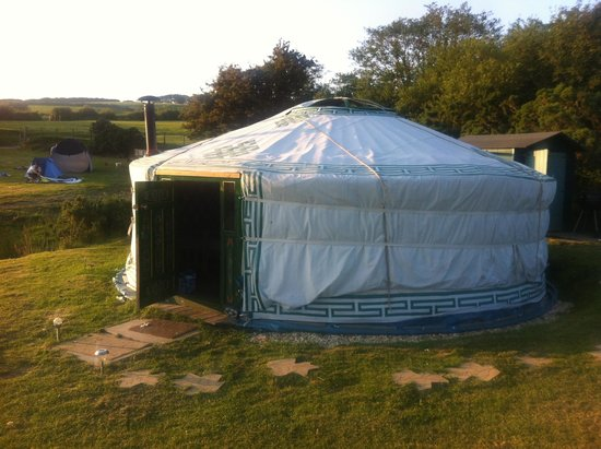 Westland Farm : The Yurt