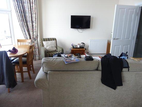 Ellan Vannin Hotel: Lovely clean room