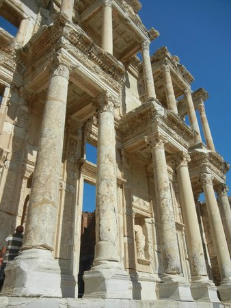 Ephesus Tours: Biblioteca de Celsus