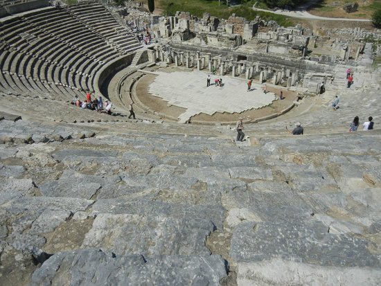 Ephesus Tours: Teatro Helenistico