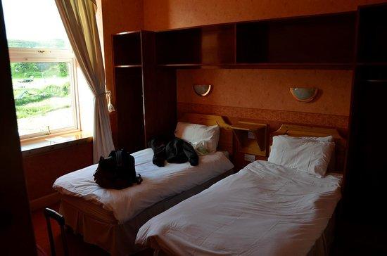 White Hart Hotel: Mein Zimmer