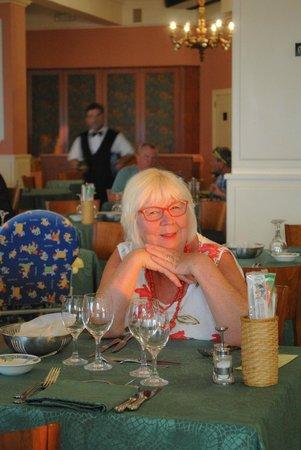 Hotel Santa Lucia: sala ristorante