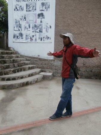 Intinan Museum: Museo Intiñan