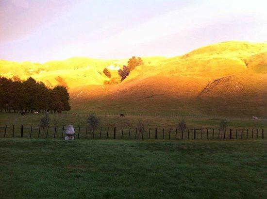 Millhills Lodge: Sunrise
