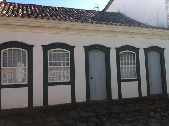 Casa Colonial Paraty: Exterior