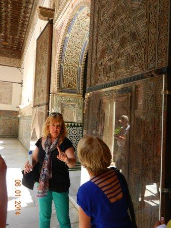 All Sevilla Guided Tours: Elena at the Alcazar Royal Palace