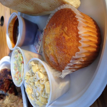 Buster's Southern BBQ & Bakery: Sides