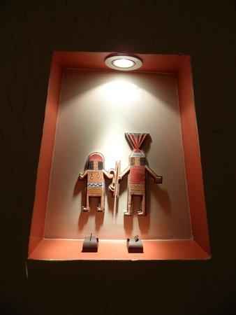 SUMAQ Machu Picchu Hotel: Guest room decoration