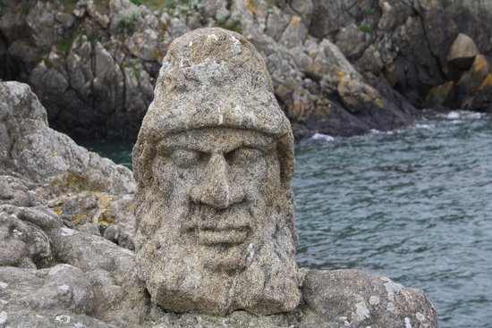 Les Rochers Sculptes: Rochers sculptés