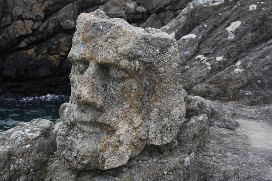 Les Rochers Sculptes : Rochers sculptés