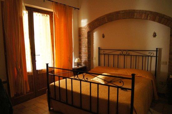 Agriturismo Cesani: Nuestra habitación