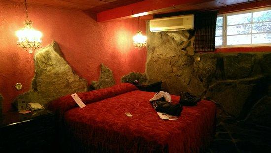Madonna Inn : Schlafbereich