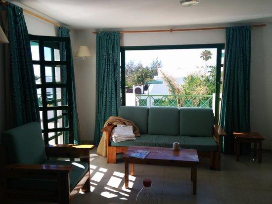 Relaxia Olivina: Living room