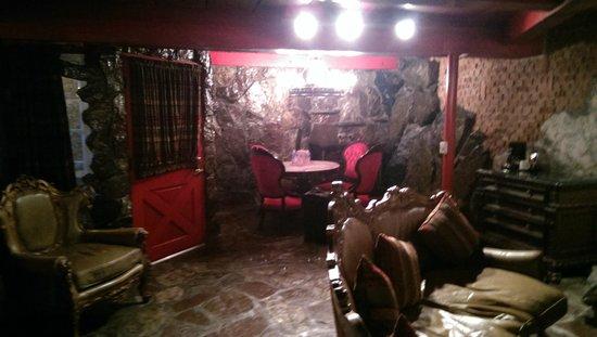 Madonna Inn : Wohnbereich