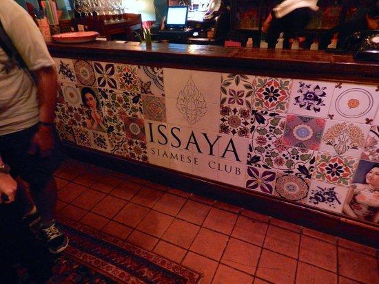 Issaya Siamese Club: Lobby