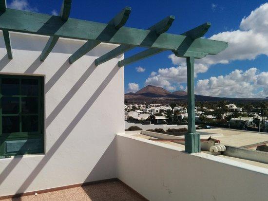 Relaxia Olivina: Balcony