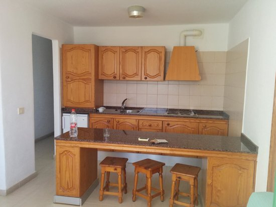 Relaxia Olivina: Kitchen