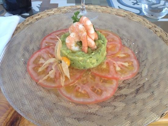 Restaurante Calma Chicha : forrett
