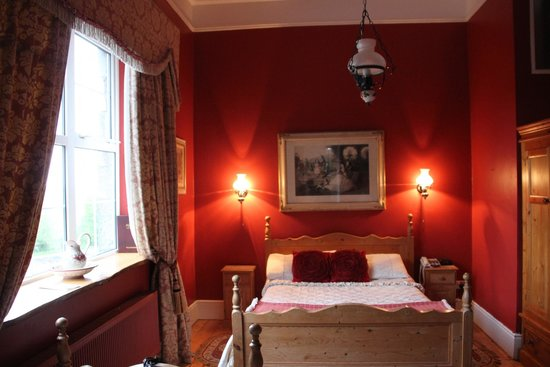 Highfield House: our bedroom