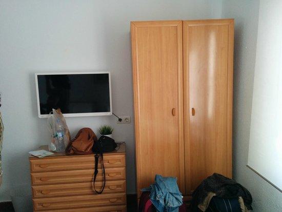 Zubia Urban Rooms: Frente de la habitación