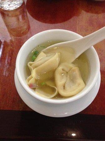 Tokyo Mandarin: Wonton Soup