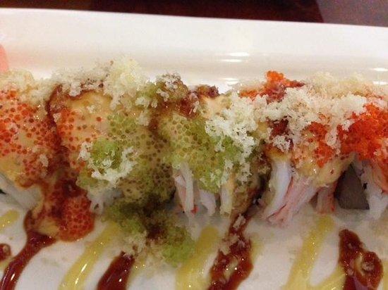 Tokyo Mandarin: Tropical Summer Maki
