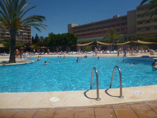 Club Cala Romani: pool