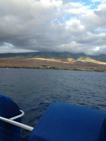 Teralani Sailing: Can't beat the view!