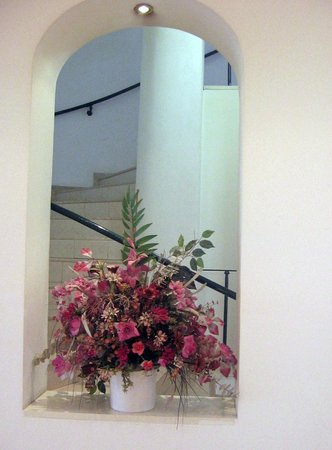 Arthotel ANA Adlon: Холл отеля