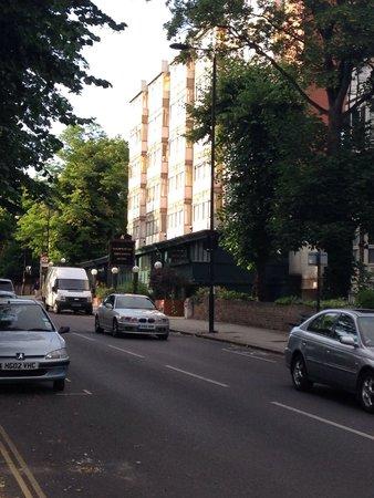 Britannia Hampstead Hotel: 70s nightmare
