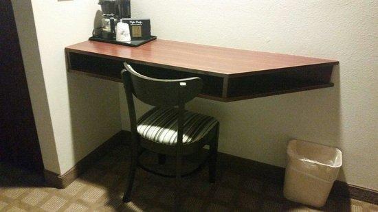Microtel Inn & Suites Greenville : Desk