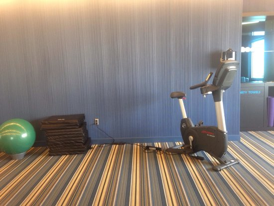 Aloft Tulsa: Fitness center