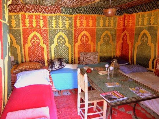 Riad Layla Rouge: Urban Camping in the medina