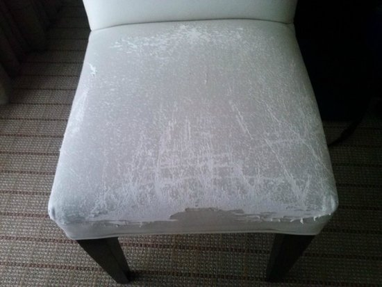 Sheraton Raleigh Hotel : Computer Chair